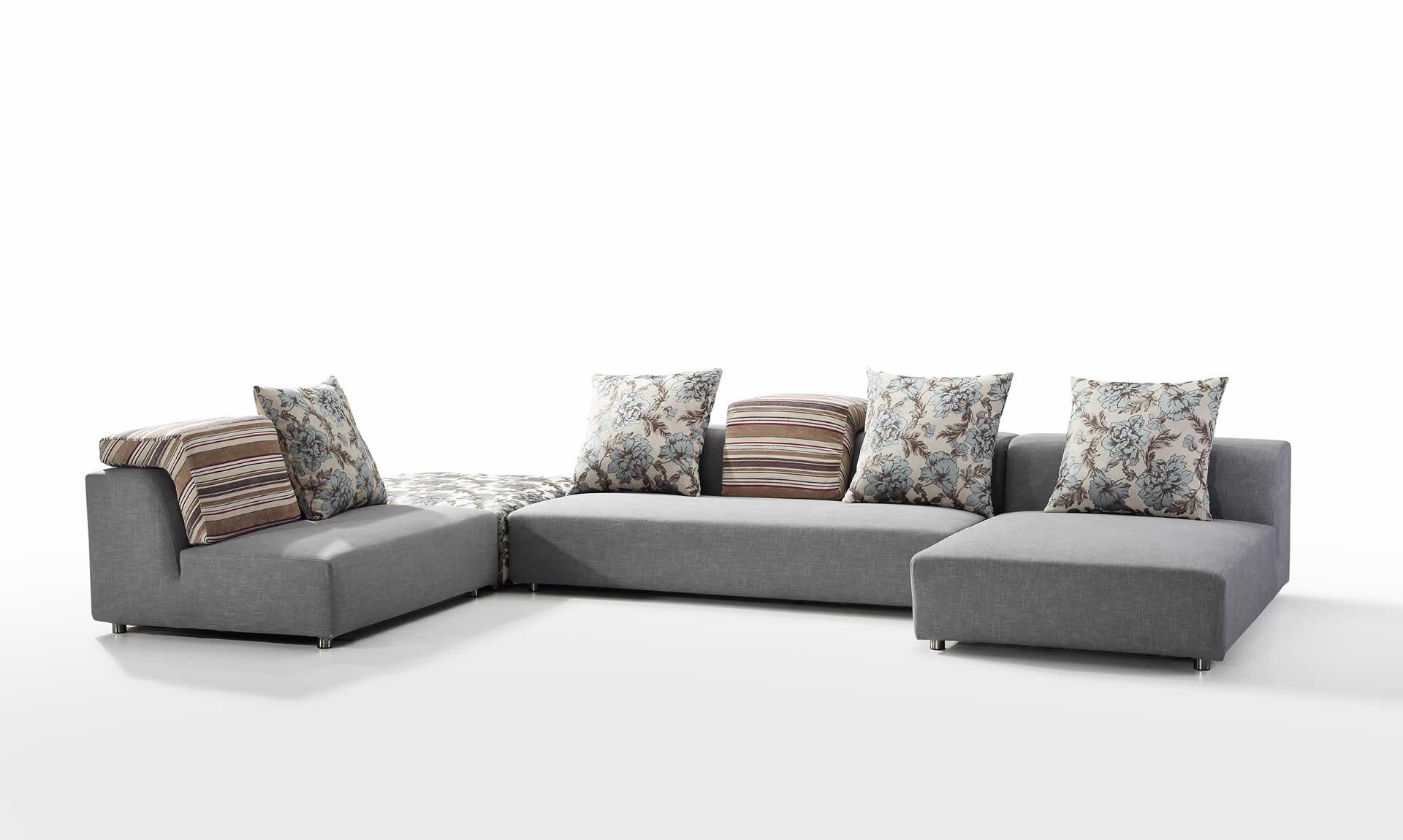 Wohnlandschaft celine designer sofa couch couchgarnitur for Polster ecksofa